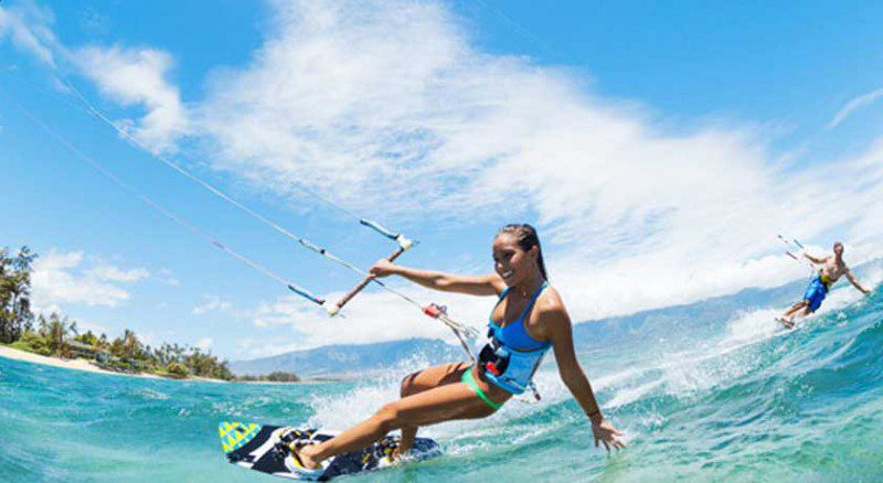 kite surfing surf, activities