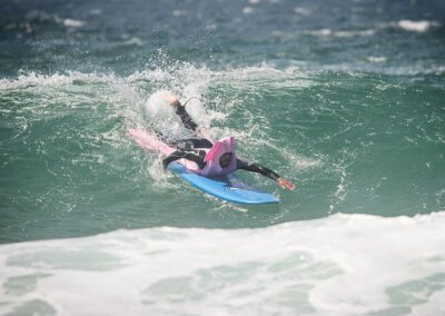 Bachelor Surf Party at Moana Surf School